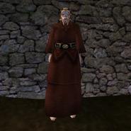 Простая Мантия 8 (Morrowind) (муж)