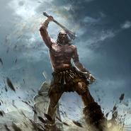 Gigant o tęgim serduchu (Legends)