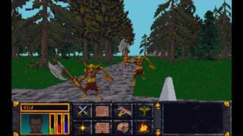The Elder Scrolls Arena - Oficjalny Trailer (1994, Bethesda)