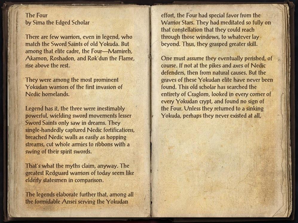 This Text Property of Leki's Blade