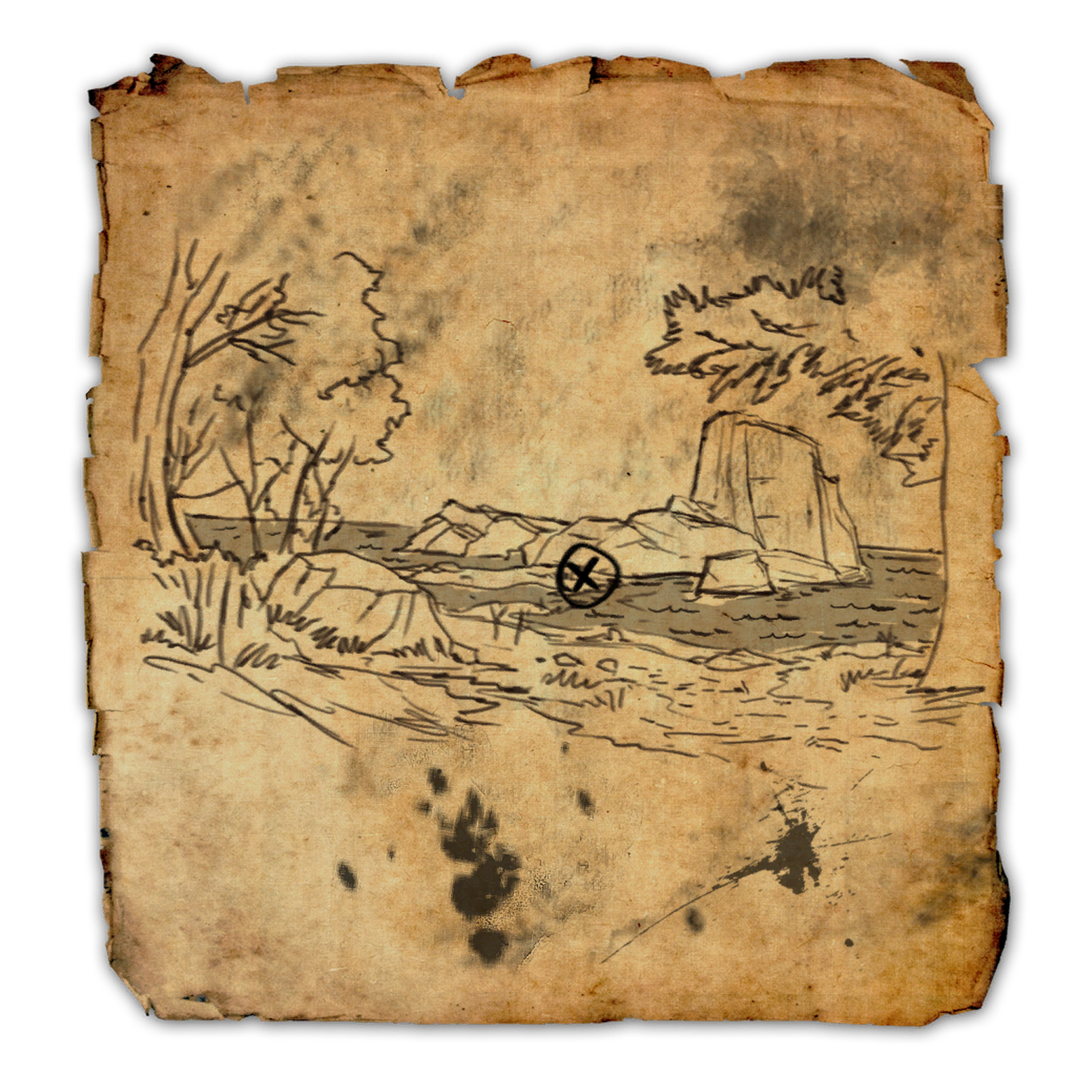 Betnikh Treasure Map II