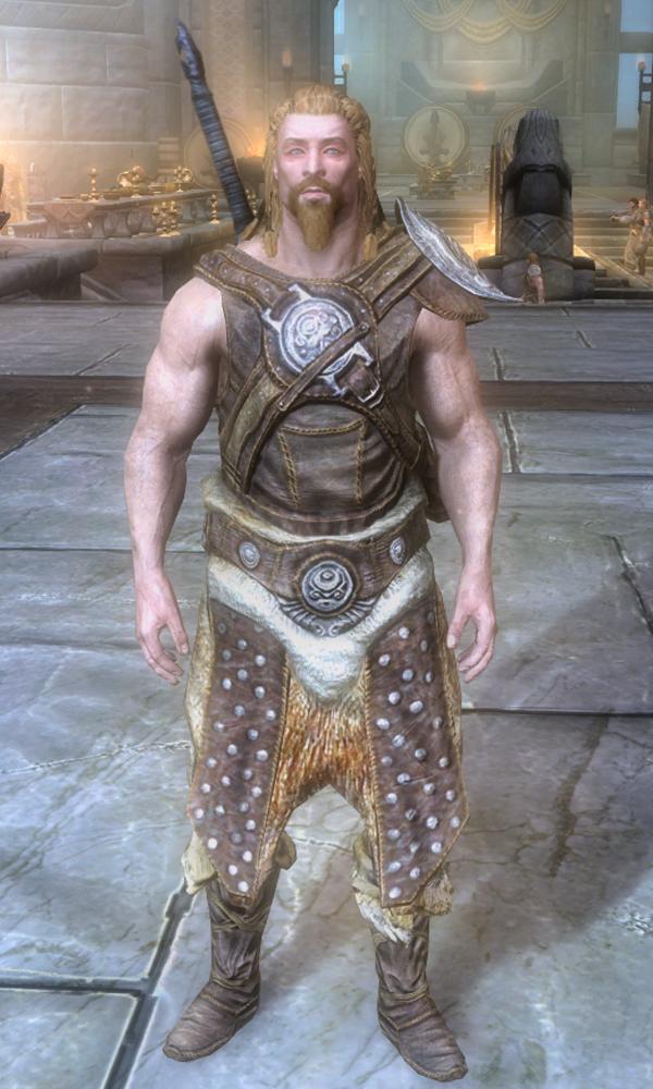 Hero of Sovngarde