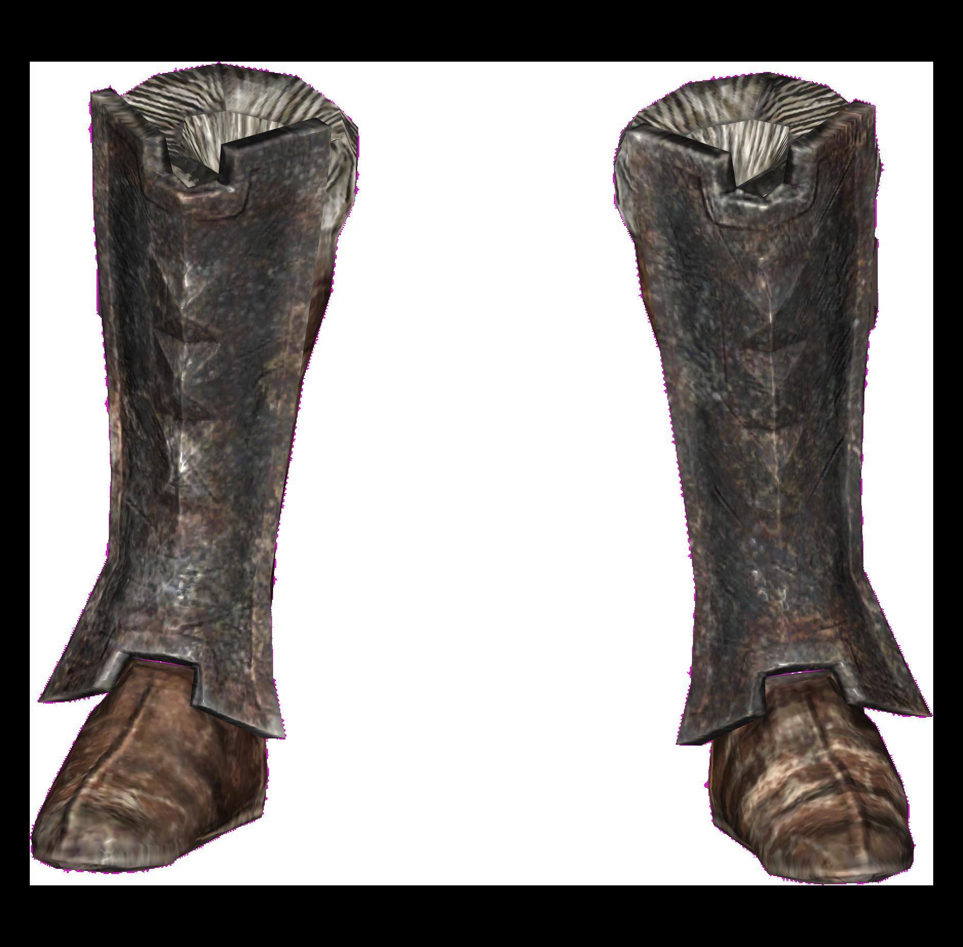 Iron Boots (Skyrim)