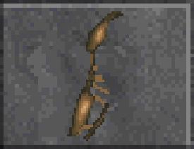 Leather Right Pauldron (Daggerfall)