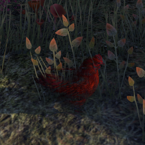 Shadow Cluck