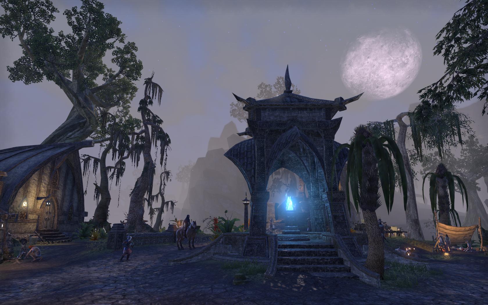 Stormhold Wayshrine