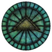 Witraż Symbolu Julianosa (Oblivion)