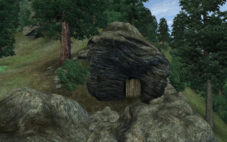 Пещера Древко Стрелы