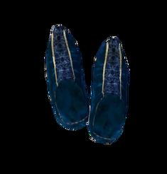 Синие замшевые туфли.png