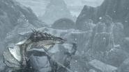 Arcwind Point - Dragon (Skyrim)