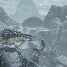 Arcwind Point - Dragon (Skyrim).png