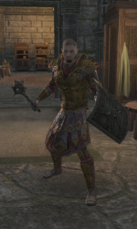 Commander Marcus Scipio