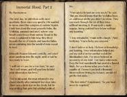 Immortal Blood, Part 2