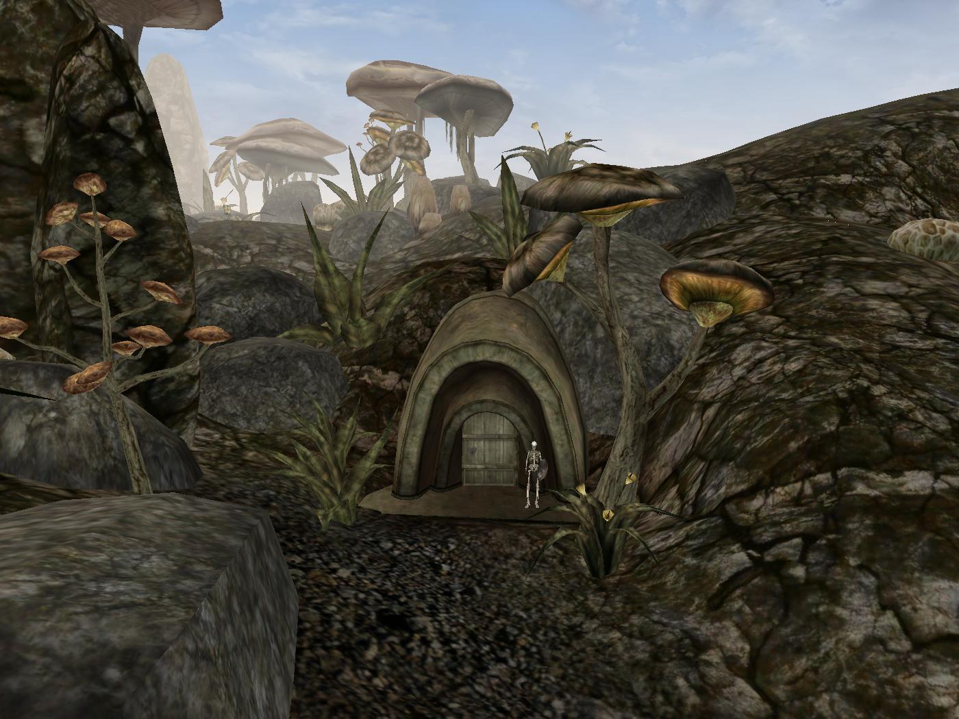 Sadryon Ancestral Tomb (Morrowind)