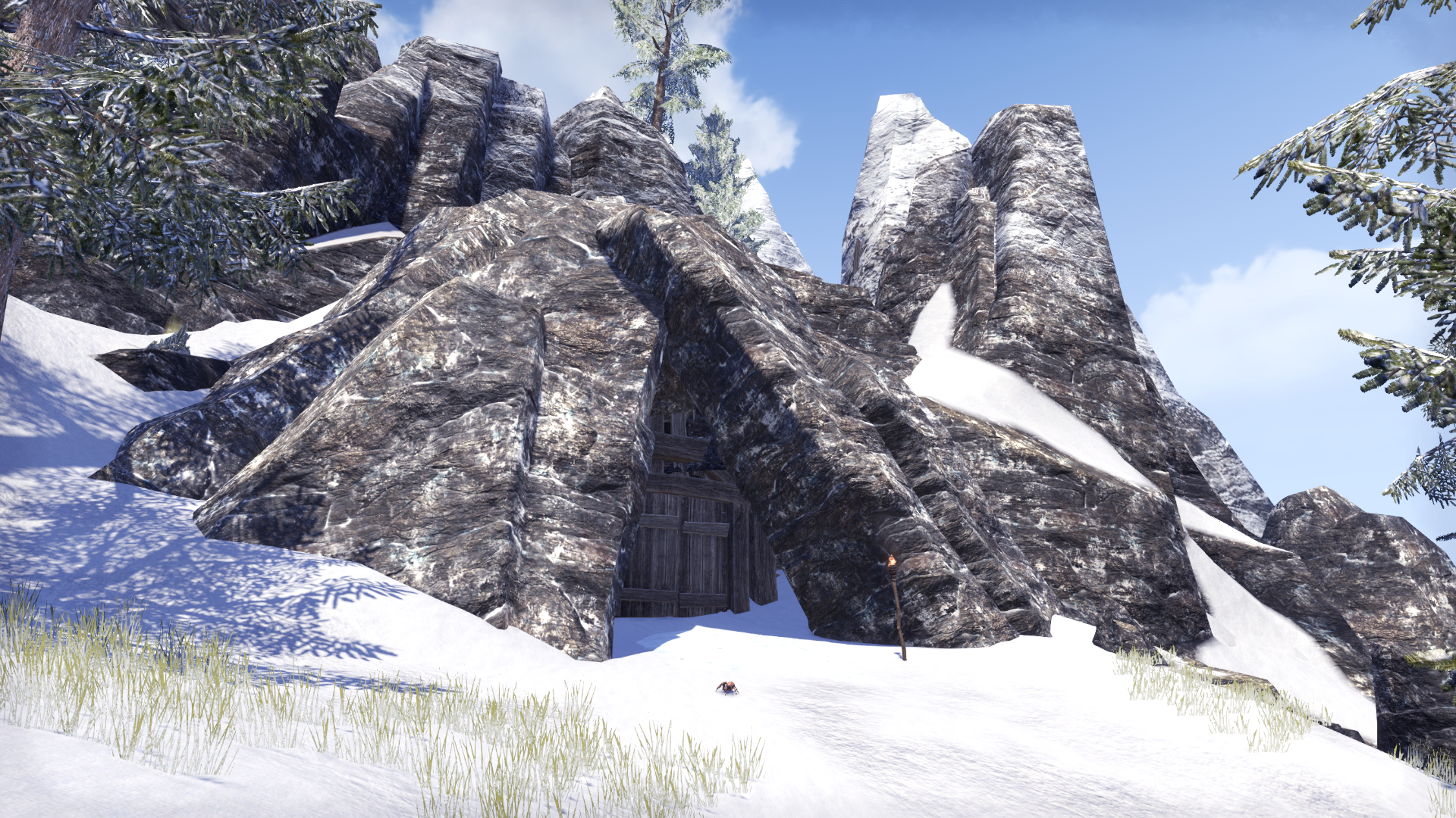 The Frigid Grotto