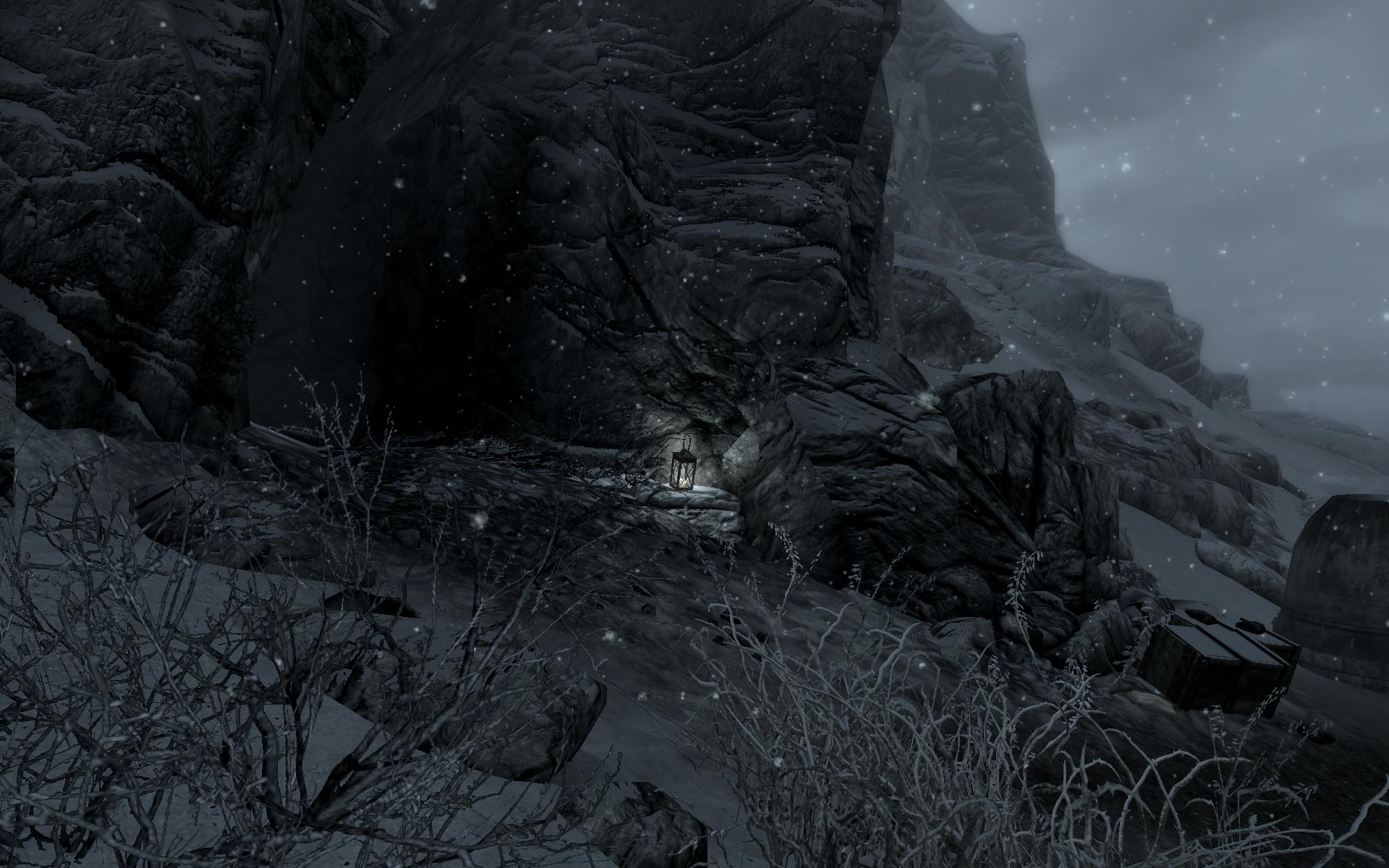 Whistling Mine
