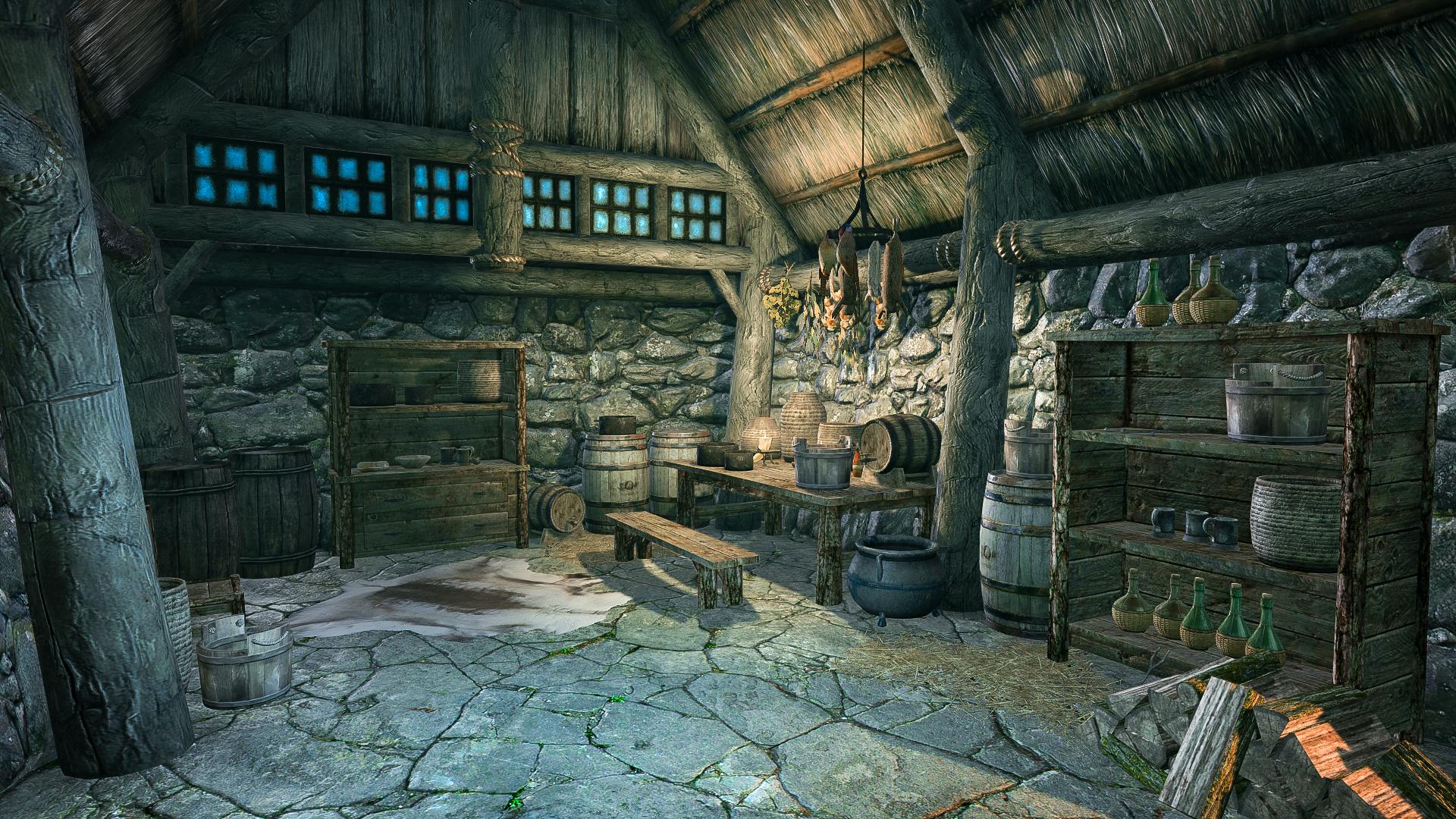 Дом Одфела