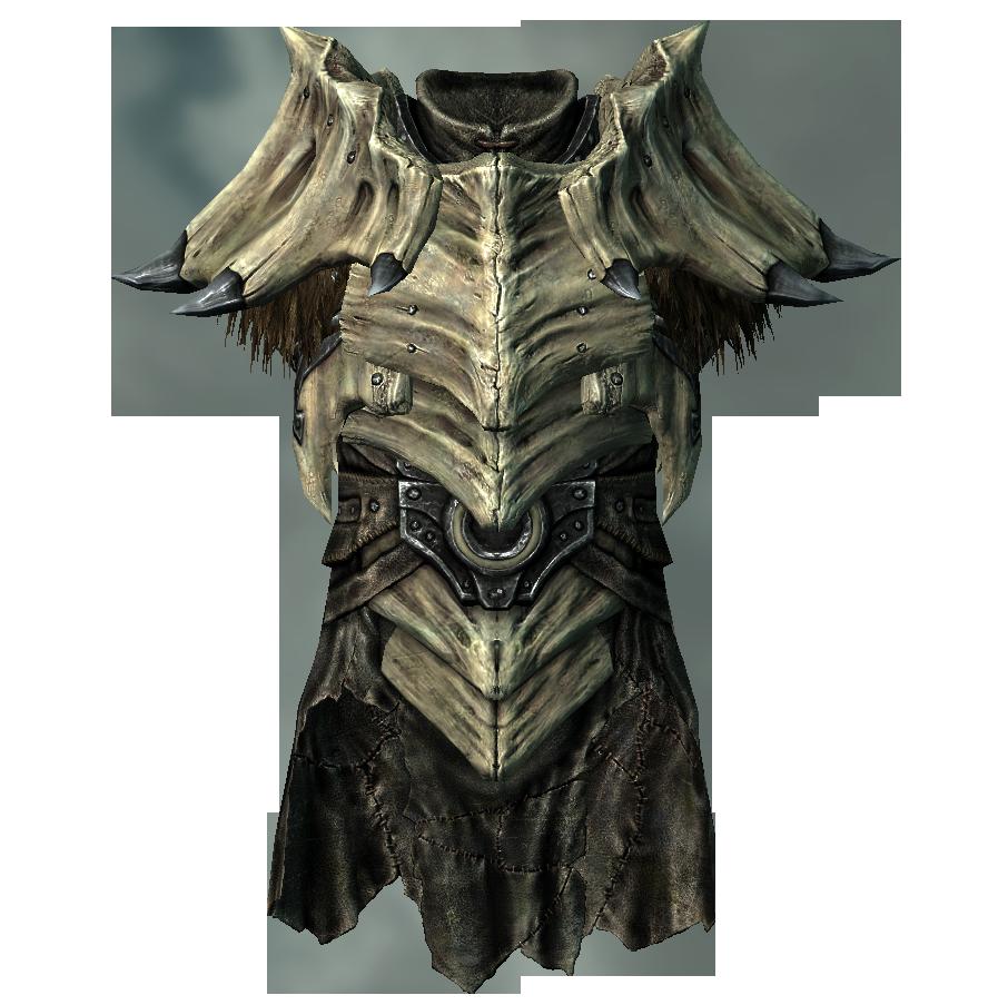 Драконья панцирная броня (предмет)