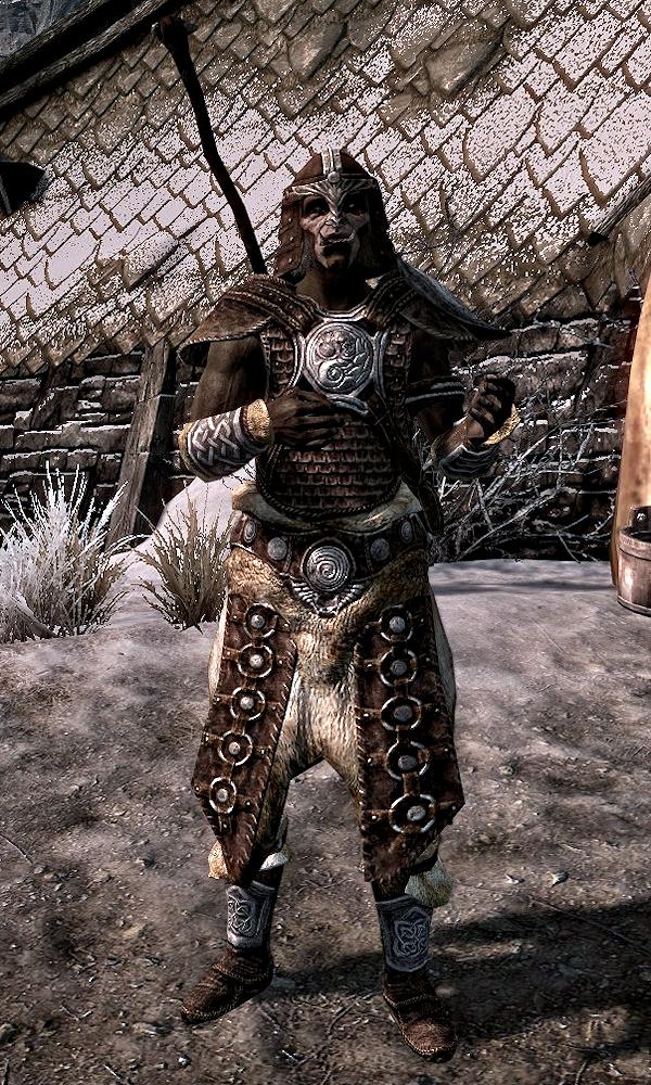 Chief Mauhulakh