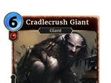 Cradlecrush Giant