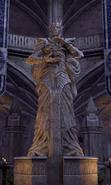 Auri-El Statue Monastery of Serene Harmony