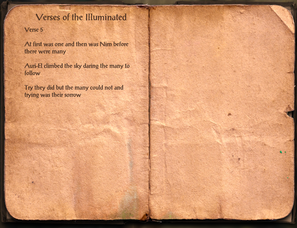 Verses of the Illuminated
