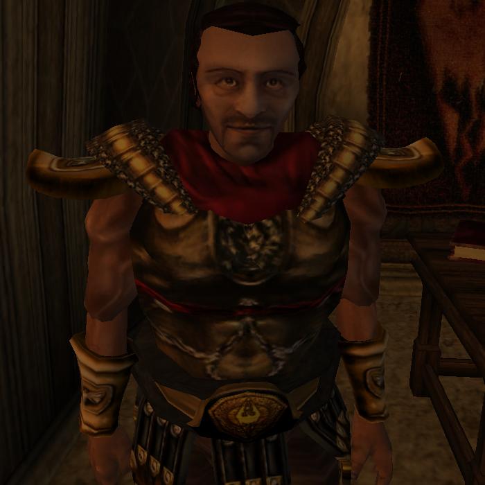 Дариус (Morrowind)