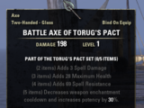 Torug's Pact