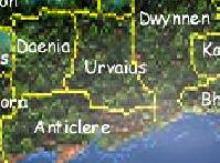 Urvaius