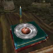 Огненная соль - ингредиент (Morrowind)