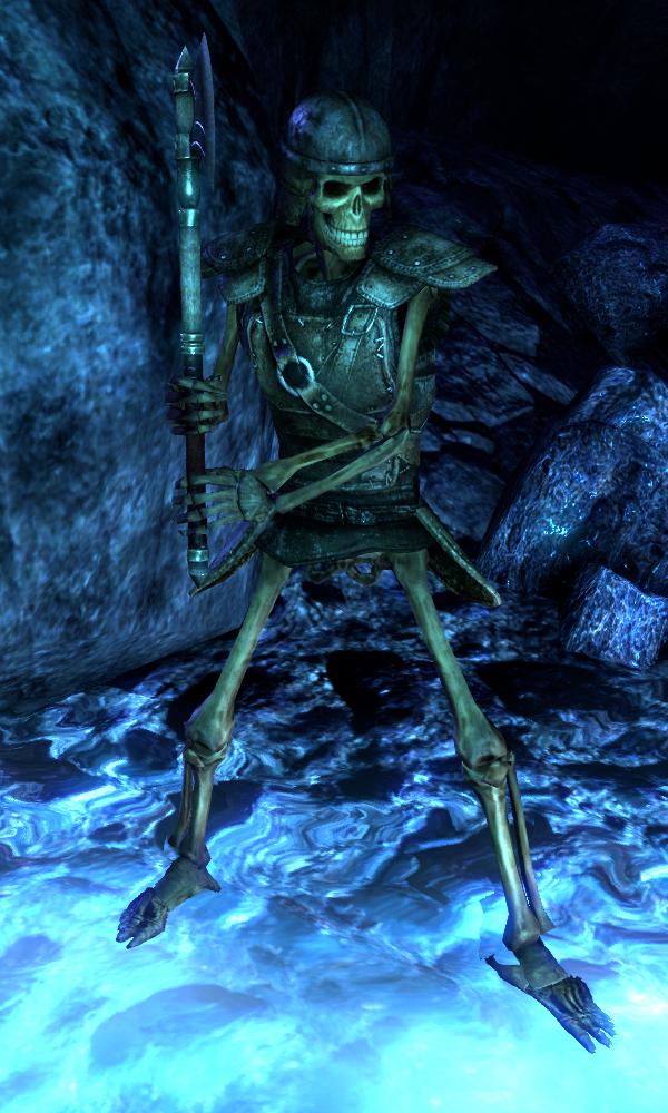Skeletal Ravager