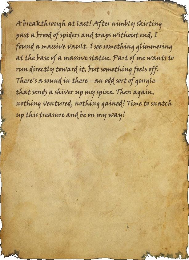 Ixtaxh Explorer's Journal, Page 3