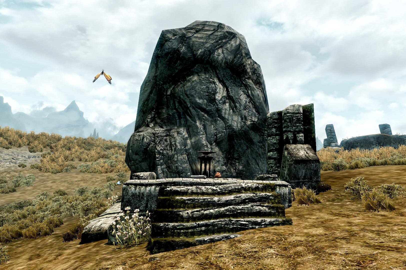 Shrine of Zenithar Ring of Boulders