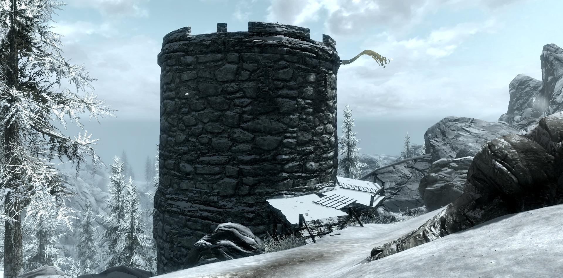 Сигнальная башня Снежная