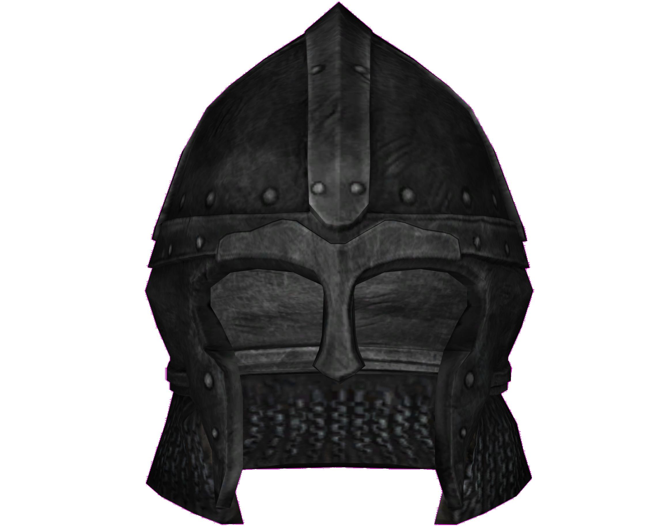Steel Helmet (Skyrim)