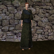 Простая мантия 18 (Morrowind) жен