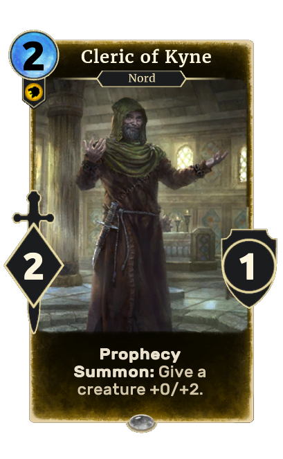 Cleric of Kyne