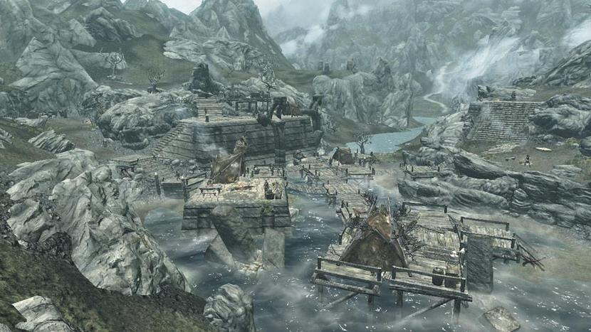 Campamento de la Aguja de Karth