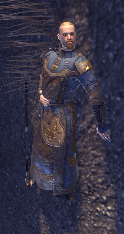 Lieutenant Hawrond