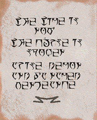 N'Gasta's Necromancy Book