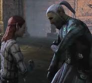 Rurelion and Gathwen Argue