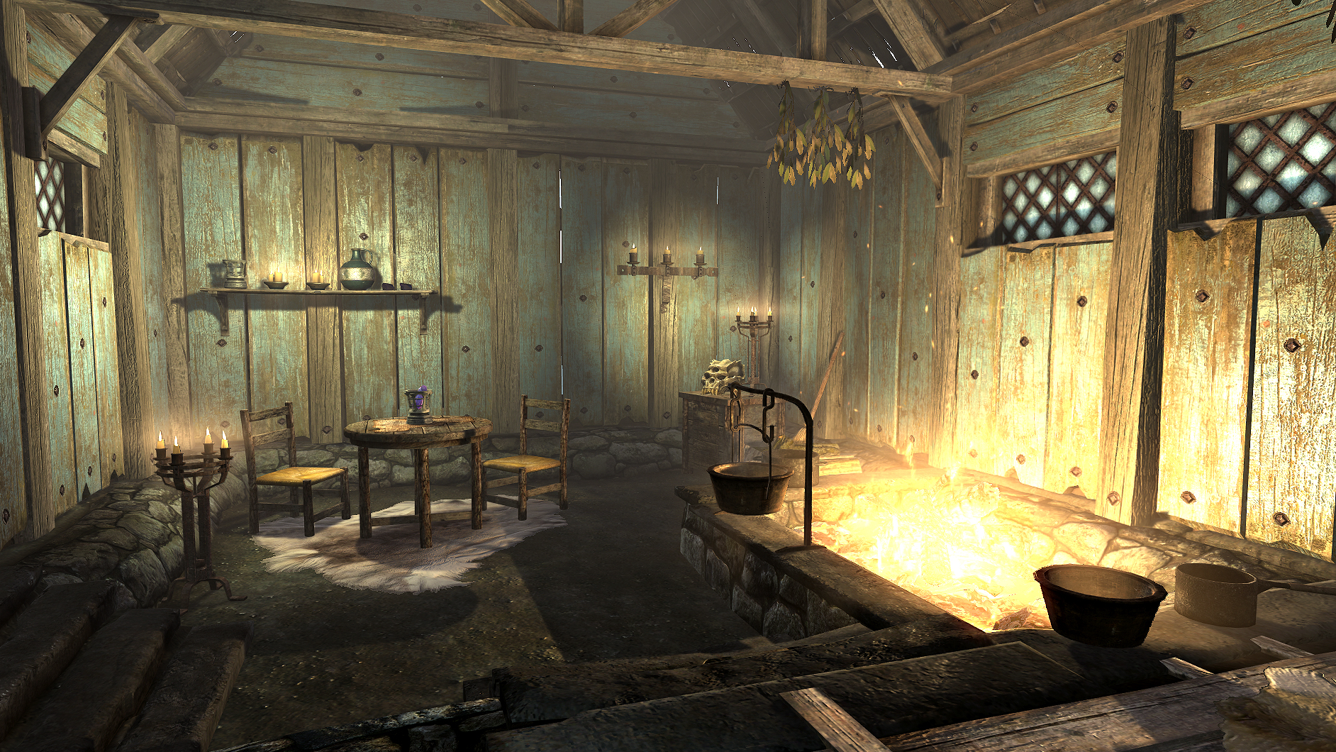 Дом Олавы Немощной