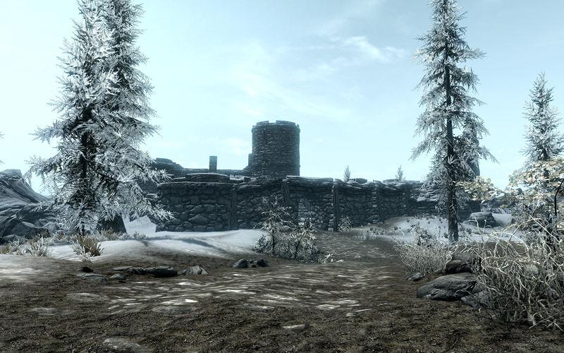 Битва за форт Храгстад