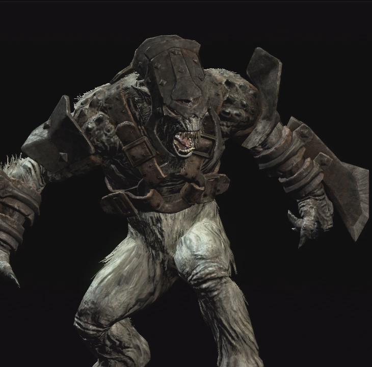 Armored Troll