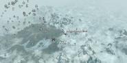 Jaskinia Polnego Głazu (mapa) (Skyrim)