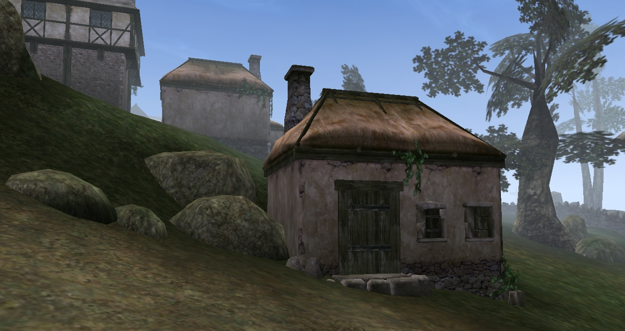 Farusea Salas' House