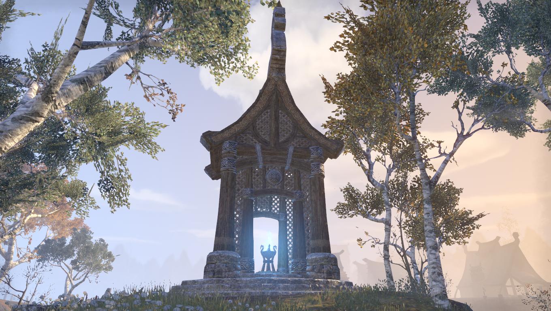 Дорожное святилище Приюта скальдов