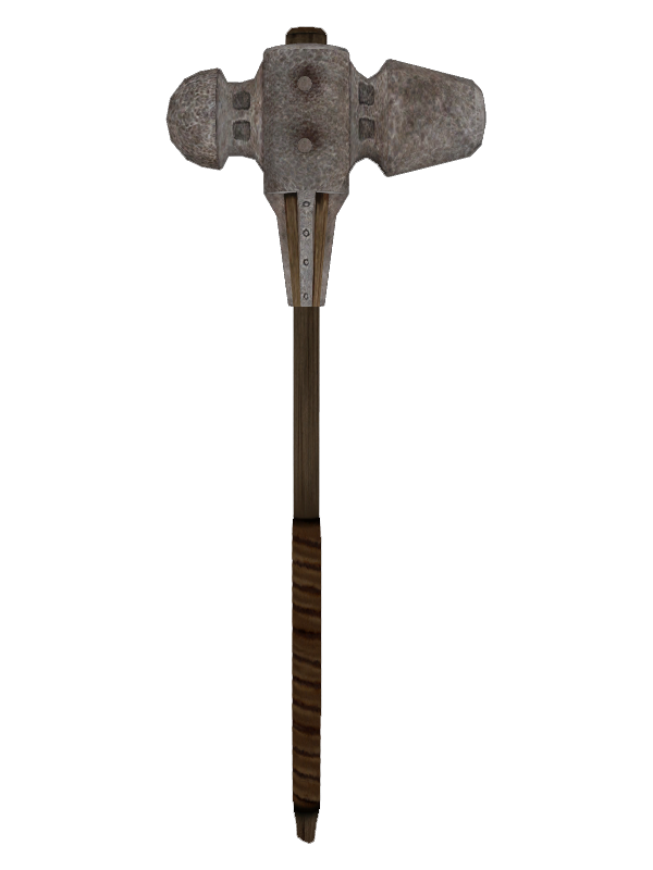 Железный боевой молот (Oblivion)