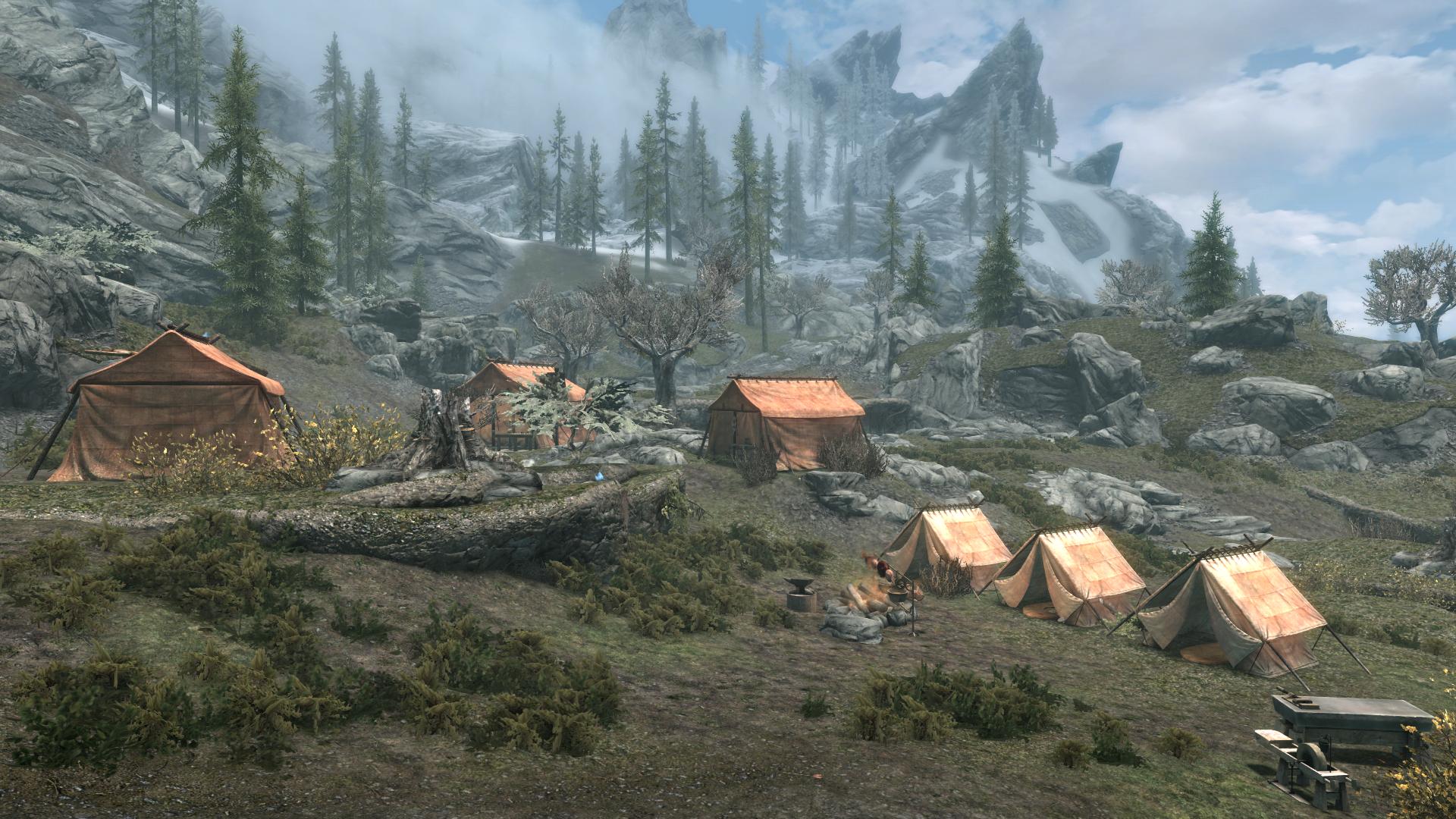 Предел — Имперский лагерь