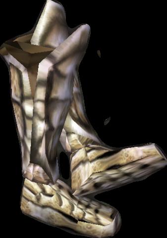 Хитиновые ботинки (Morrowind)